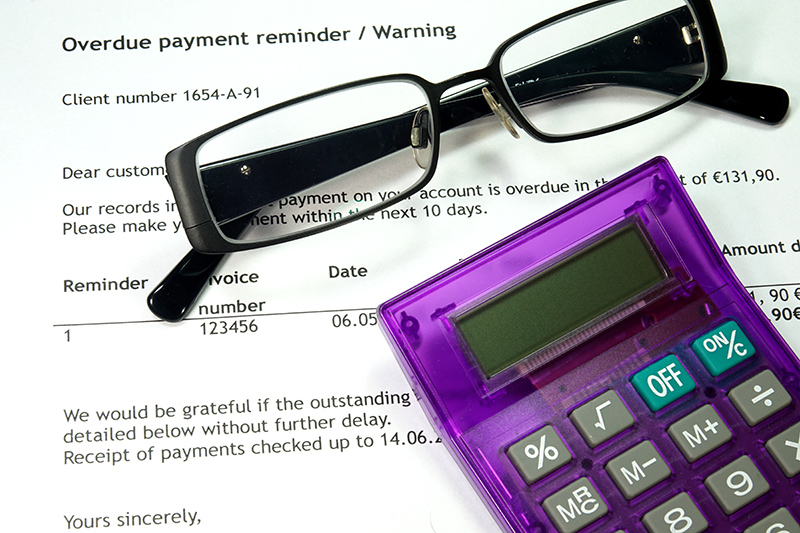 Debt Collection Laws in Exeter Devon
